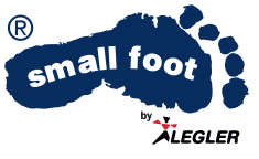 small foot design by Legler