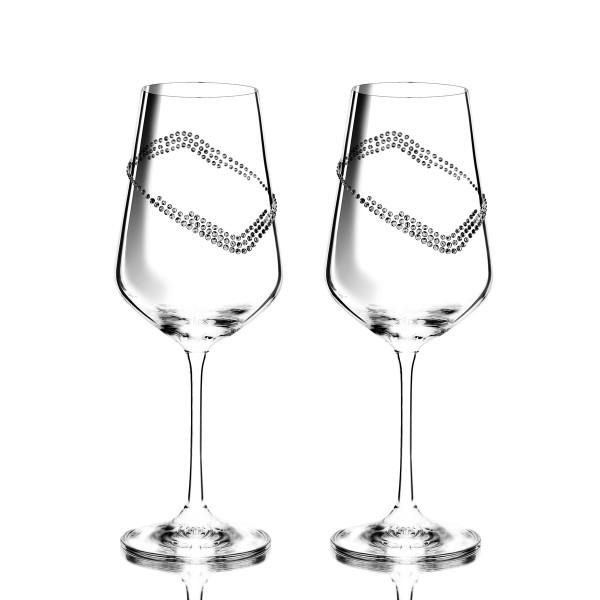 Weinglas 2Stk DIONISUS Bohemian Grace