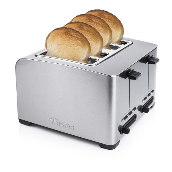 4- Fach Toaster (Toaster für 4 Scheiben)