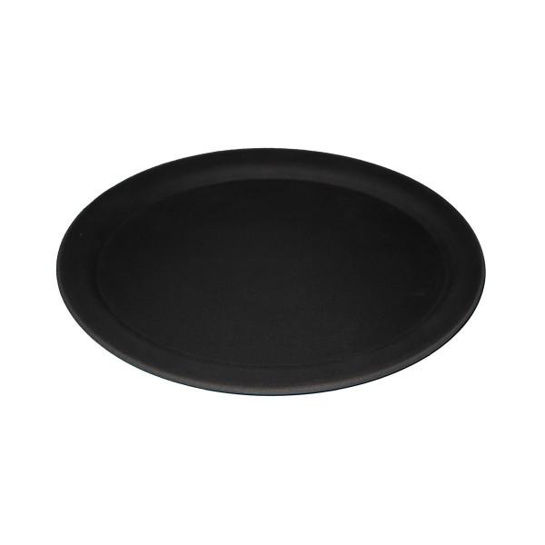 Serviertablett, Antirutsch oval, 26x19cm