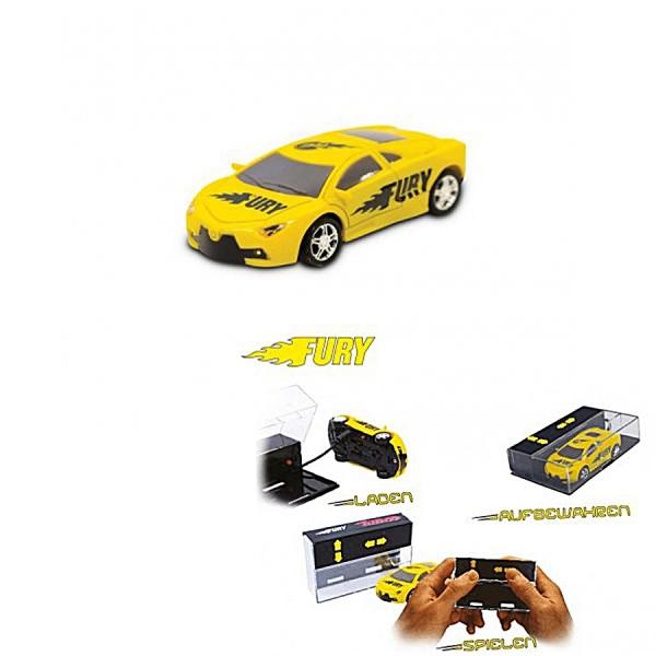 Pocket Racer FURY voiture miniature RC