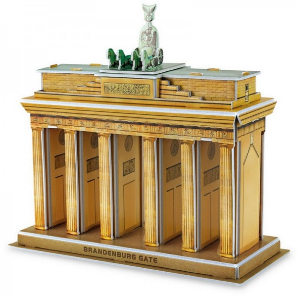 3D-Puzzle Brandenburger Tor Berlin