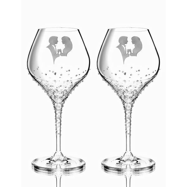 Weinglas 2Stk ROMANCE Bohemian Grace
