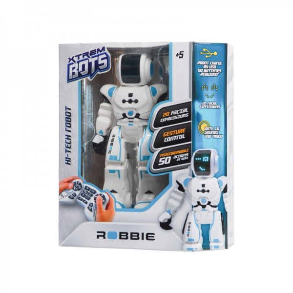 Robot Robbie I/R - XTREM BOTS