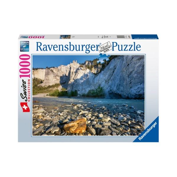 Ravensburger Puzzle 1000 - Rheinschlucht