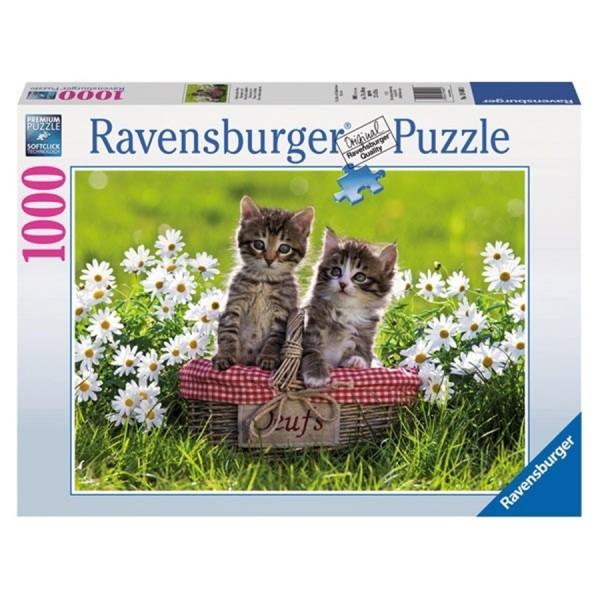 Ravensburger Puzzle, Kätzchen Picknick