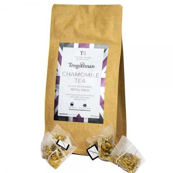 Thé : 25 sachet de thé à la CAMOMILLE