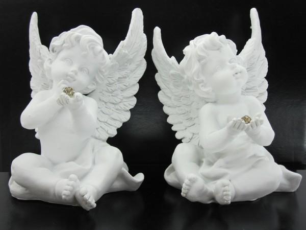 Engel, Engel -Gabriele und Angelo-