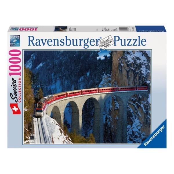 Ravensburger Puzzle, Viaduc