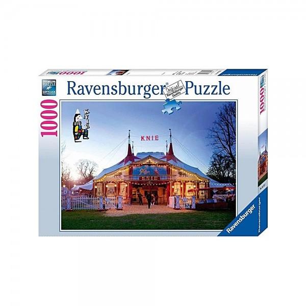 Ravensburger Puzzle 1000 - Zirkus Knie