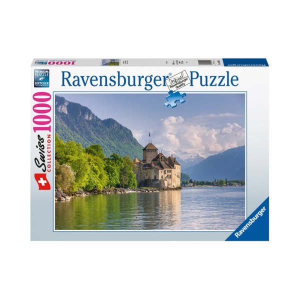 Ravensburger Puzzle 1000 Schloss Chillon
