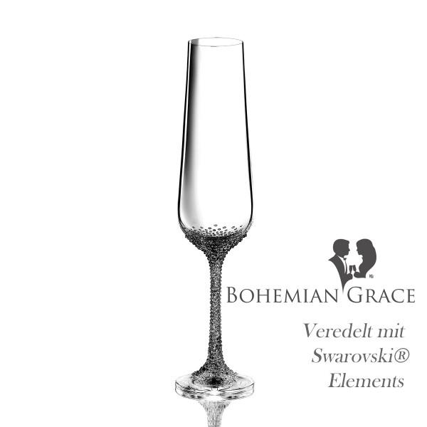 Sektglas ARTEMIS von Bohemian Grace