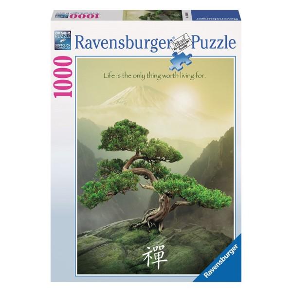 Ravensburger Puzzle, Zen Baum