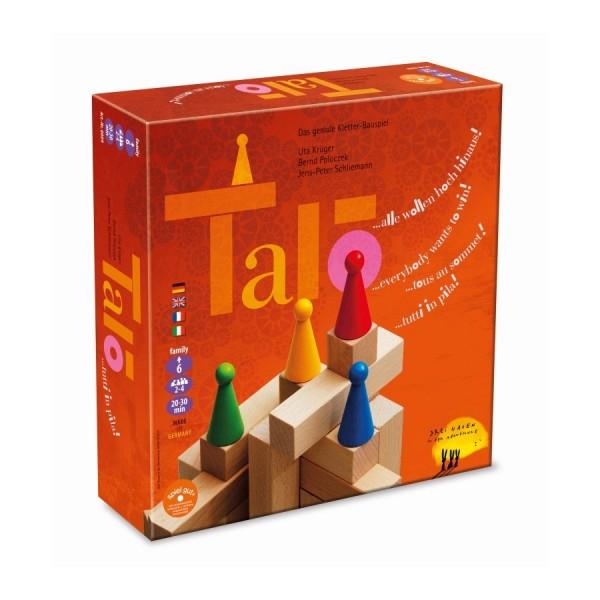 Talo - Würfel- und Konstruktionsspiel