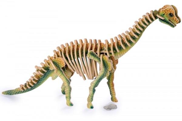 3D-Puzzle Brachiosaurus