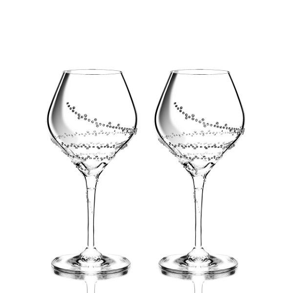 Weinglas 2Stk SELENE Bohemian Grace