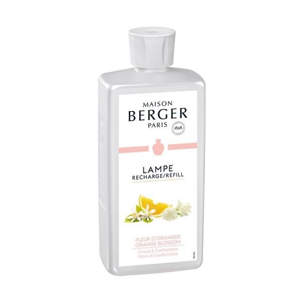 Parfum lampe aroma Fleur d'Oranger 500ml
