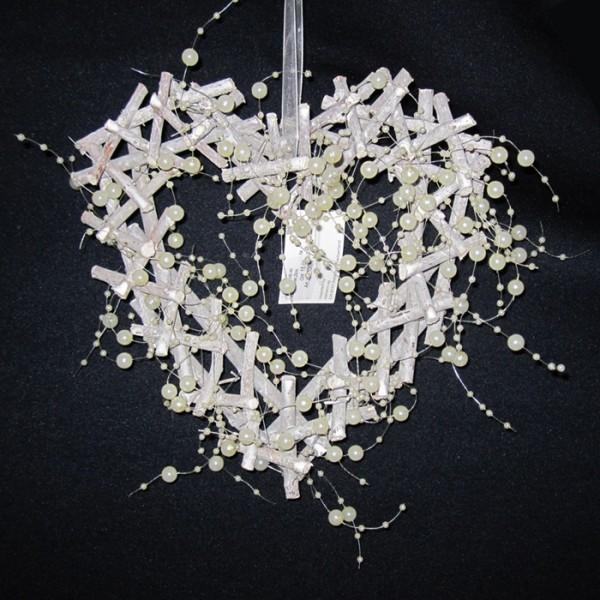 Wand- Türhänger Dekoration HEART