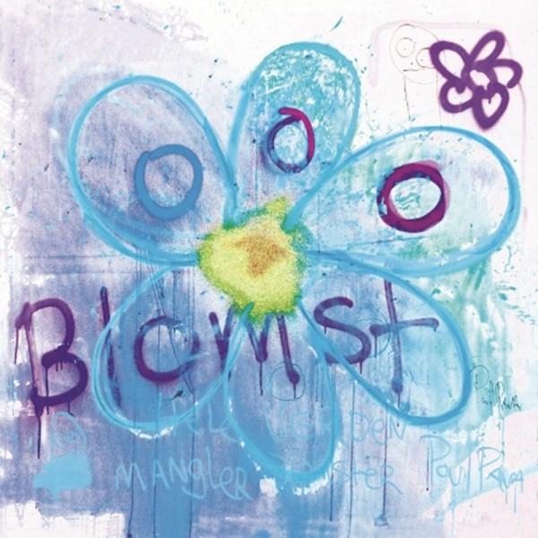 PAVA more flowers-blue Servietten 20St