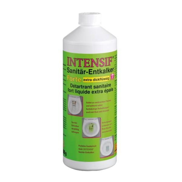 Sanitär- Entkalker forte dickflüssig 1 L