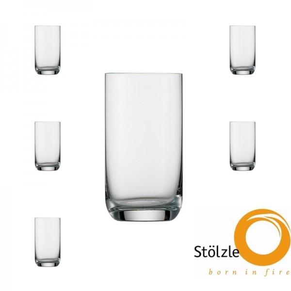 Glas, CLL, 6x Saftgläser, 265