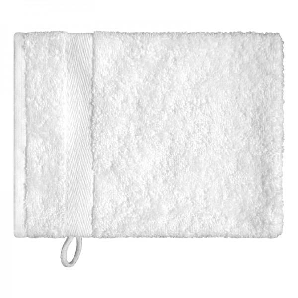 OPAL WEISS Waschhandschuh 16x21cm