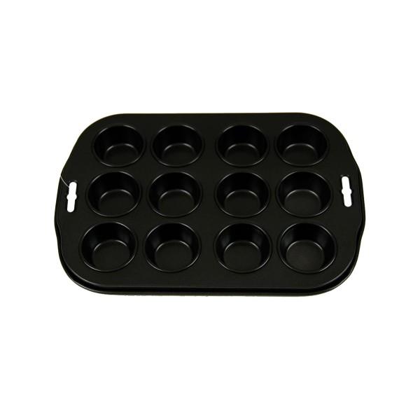Moule à muffin d 4.5cm, 12 pc par plaque