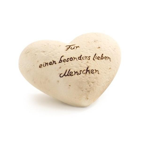 Cœur en céramique de l'affection -FeblM-
