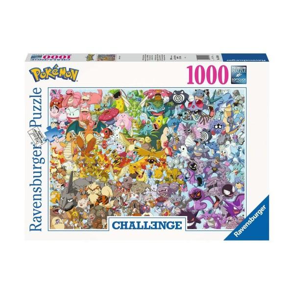 Ravensburger Puzzle 1000 - Pokémon