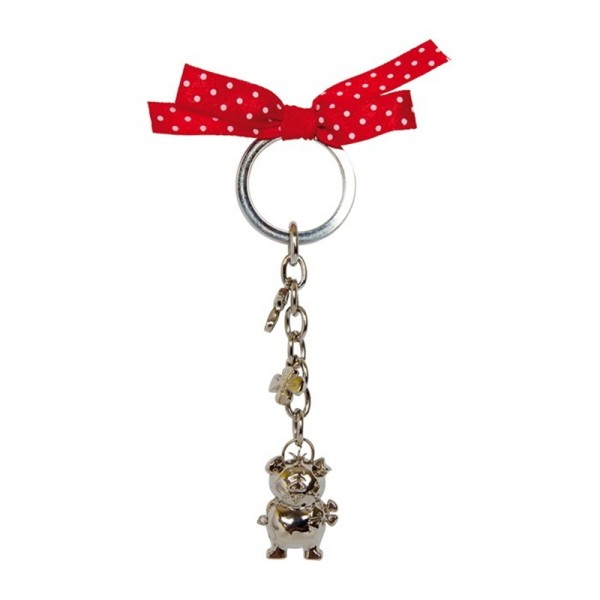Porte-clés Lucky, brillant