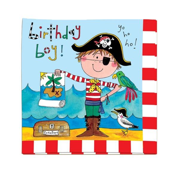 20pc serviettes de table, pirates party