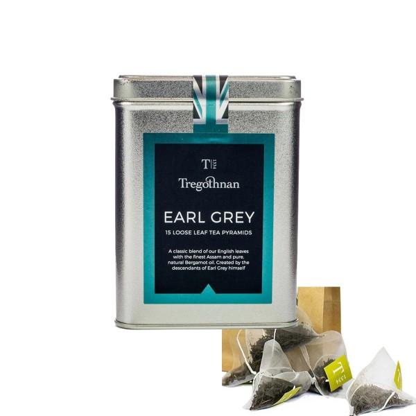 Tee: 15 EARL GREY Teebeutel in Dose