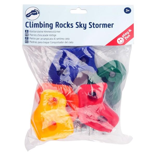 Klettergriff - 5 Stk. Klettersteine