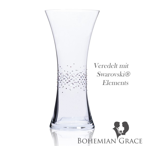 Blumen Vase TITAN von Bohemian Grace