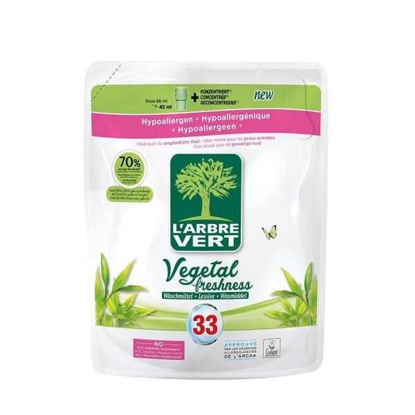 Öko Waschmittel Refil 1.5L Vegetal Fresh