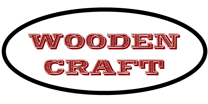 wooden craft