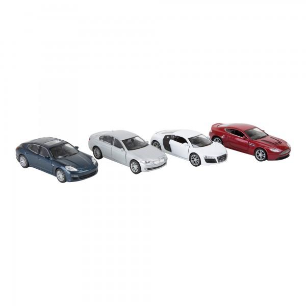 Spielzeug Autos, 4stk. Audi, Porsche, …