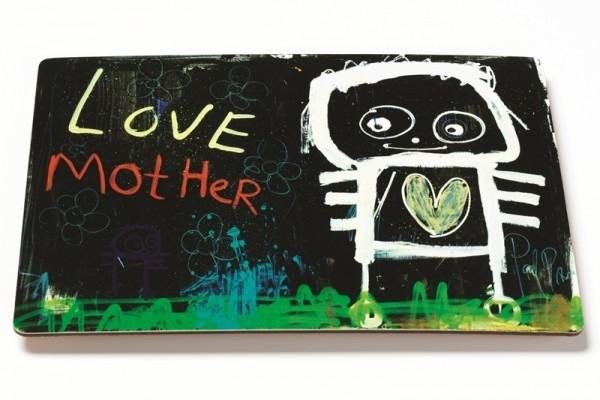 PAVA love mother, Tischset