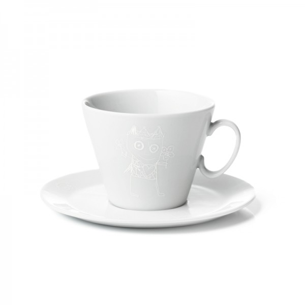 PAVA pure friends tasse à express, 2pc