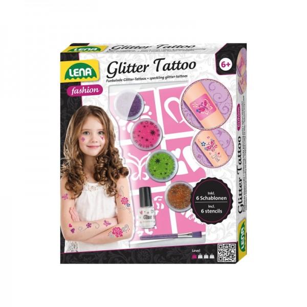 Glitter Tattoo - LENA