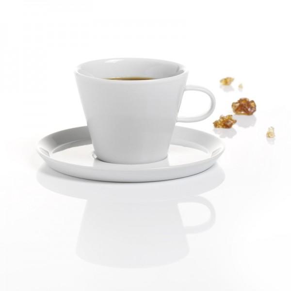 selected RD WH 4Stk. Kaffee Tassen m Unt