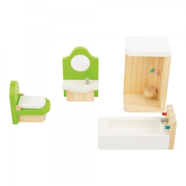 Meubles de maison poupée Salle de bains