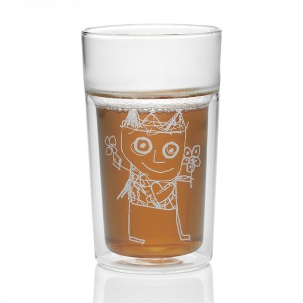 PAVA pure friends Glas doppelw. 30cl,2St