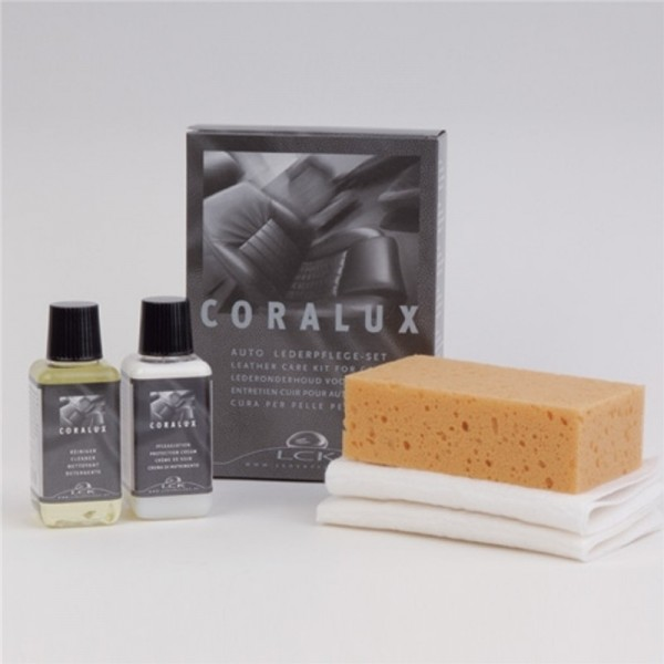 CORALUX Set speziell für Autoleder