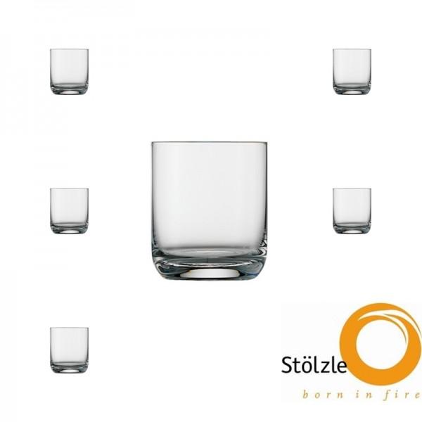 Glas, CLL, 6x Whisky pur gläser, 305