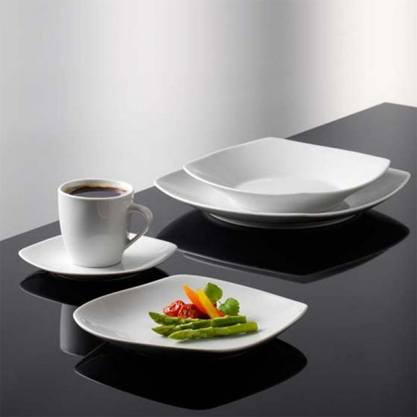 BISTRO SQUARE WH 20 pc. vaisselle