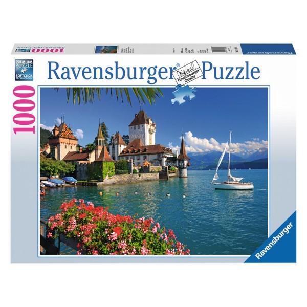 Ravensburger Puzzle, Am Thunersee Bern