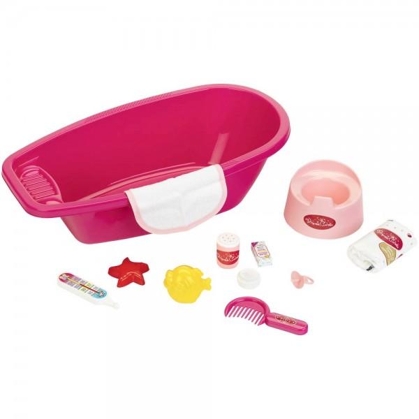 Kinder Spielzeug Badewanne mit Zubehör