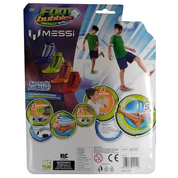 Messi FootBubbles Komplettset BestPrice