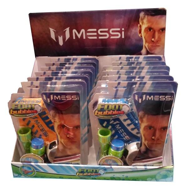 Messi FootBubbles,12Stk Foot Bubbles Set